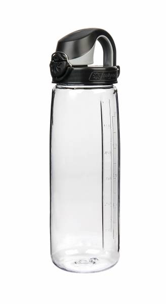 Nalgene Everyday OTF 0,65L Trink Flasche Transparent / Black