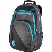 Nitro Stash Rucksack Blur Blue Trims 27 L