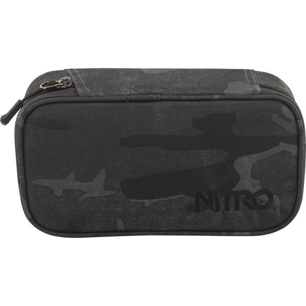 Nitro Pencil Case XL Forged Camo