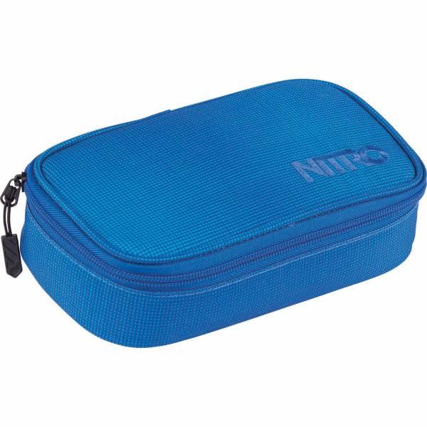 Nitro Pencil Case XL Mäppchen Blur Brilliant Blue