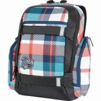 Nitro Local Rucksack Meltwater Plaid 27 L