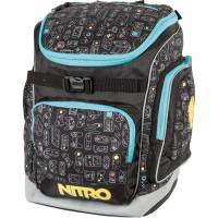 Nitro Bandit Schulrucksack Gaming 37 L