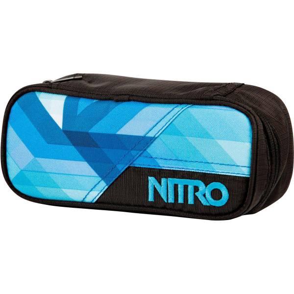 Nitro Pencil Case Mäppchen Geo Ocean