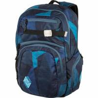Nitro Hero Rucksack Fragments Blue 37 L